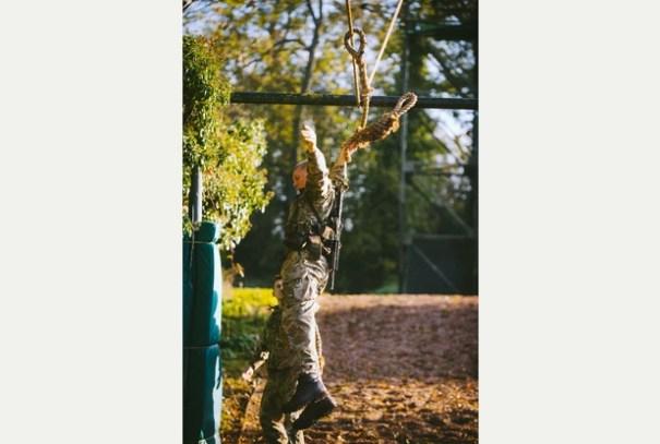 RM, Tarzan Assault Course 1c