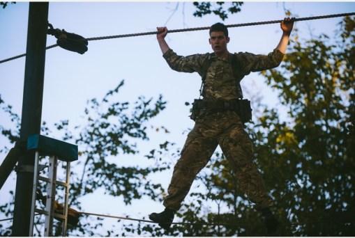 RM, Tarzan Assault Course 6