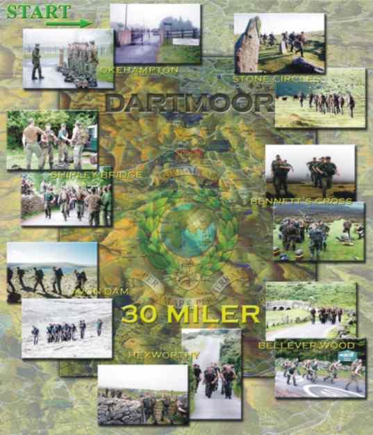 RM, 30-miler Poster