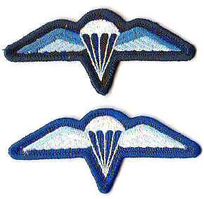 Commando Parachute Prototypes