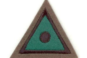 Emblem, Lateo Triangle, 4-73 Spec Obser Battery