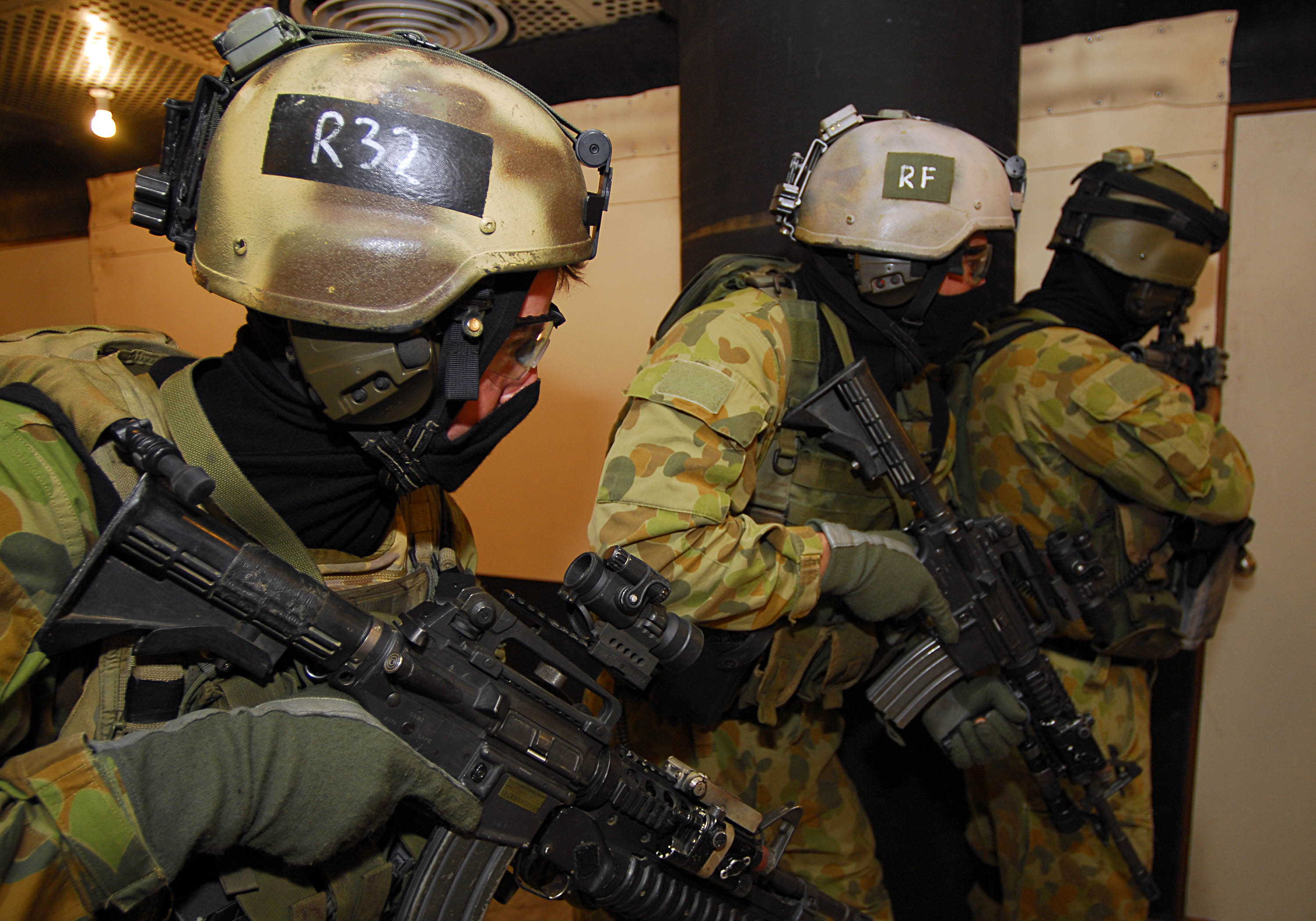 Joint Task Force Two (JTF 2) Selection & Training – Boot