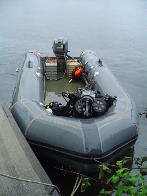 ADC 01-04 - Safety Boat Setup 1