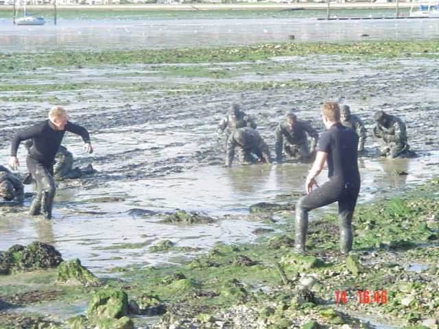 Course Mud Run