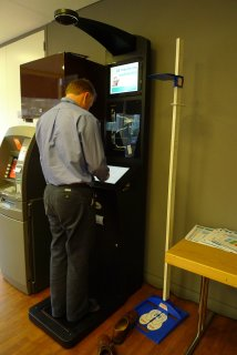 Health Assessment Kiosk