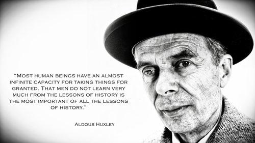 Plans, Aldous Huxley