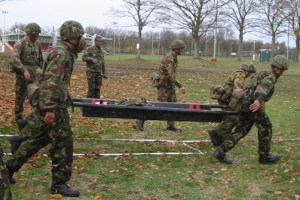 Training, Stretcher, RAPTC