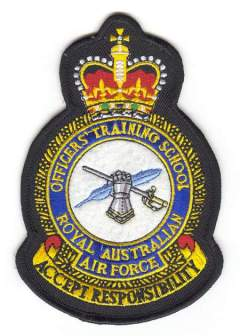 RAAF, OTS Badge