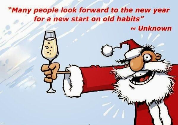 New Year, Old Habits, Motivation