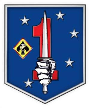 Logo, MARSOC, 1st Marine Raider Support Battalion, SOF