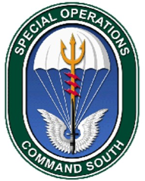Logo, SOCSOUTH, Special Operations Command South