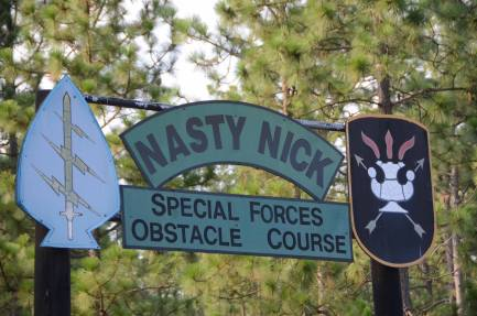 Special Forces Obstacle Course, Nasty Nick