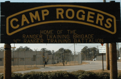 US Army Ranger, 4RTB, Camp Rogers (1)