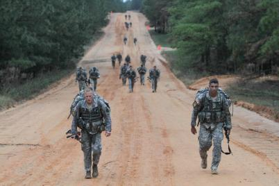 US Army Ranger, Loaded March (2)