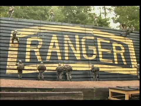 US Army Ranger, Wall