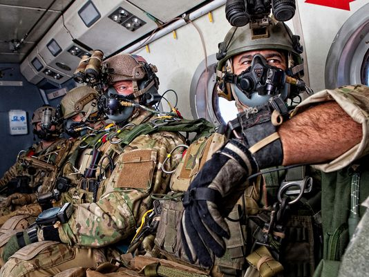 US Army Special Forces (aka Green Berets) Selection
