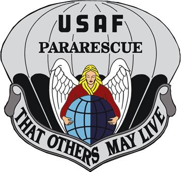 Logo, AFSOC, Pararescue