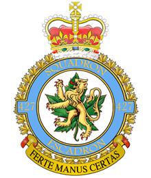 427 SOAS, Special Operations Aviation Squadron