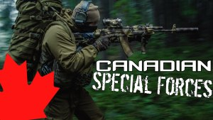 Canadian Special Forces (1)