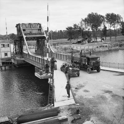 Coup de Main, Pegasus Bridge