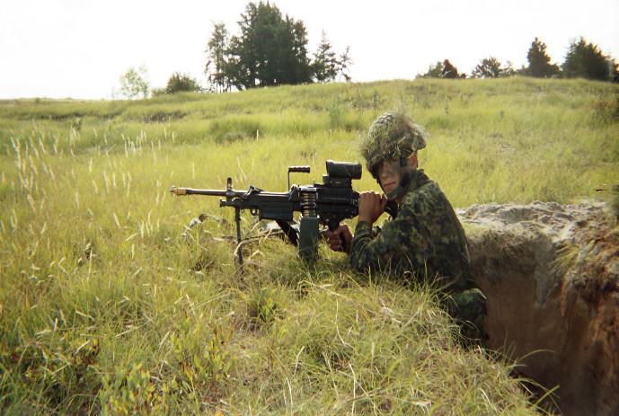 Canadian Army Phase 2 Environmental Training (BMQ-L & BMOQ-L