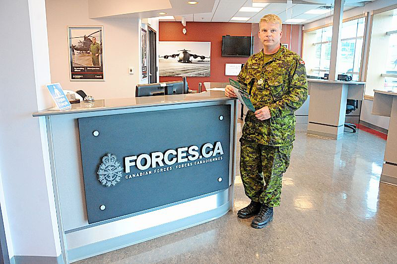 Canadian Armed Forces (CAF) Recruitment & Selection Overview
