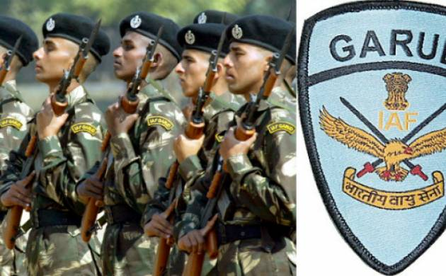 Indian Air Force Special Operations Forces – Garud Commando Force