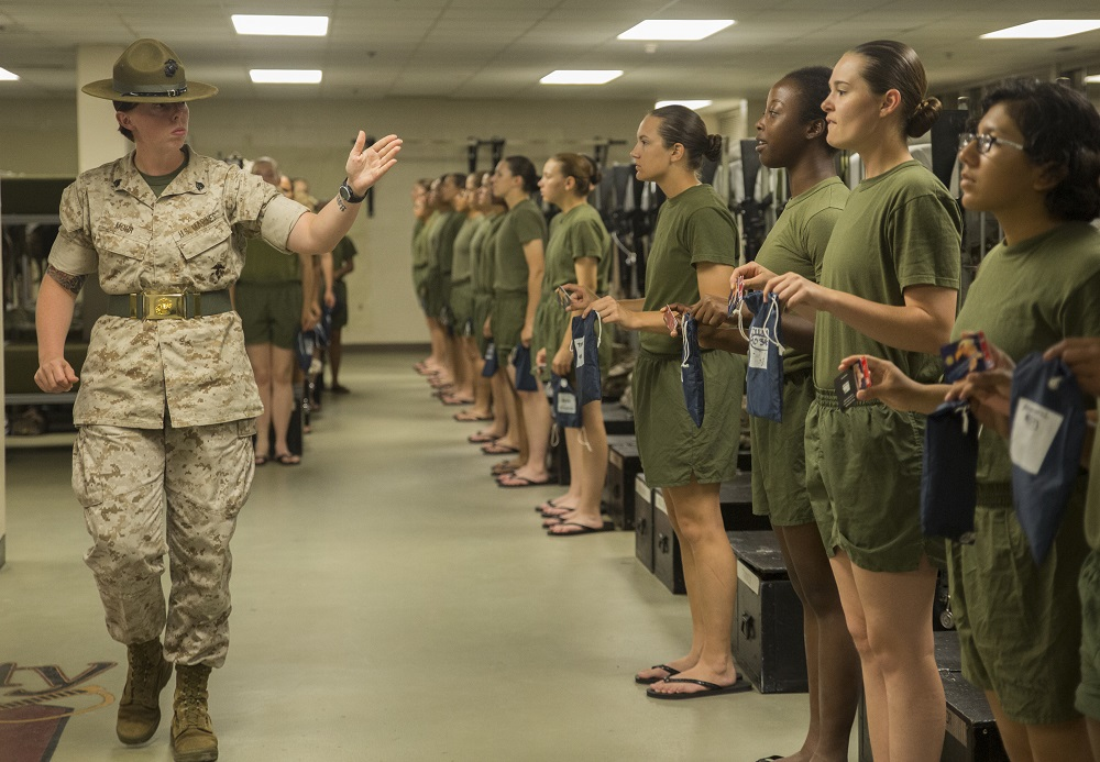 Ultimate Marine Recruit Training Guidebook: A Drill Instructor