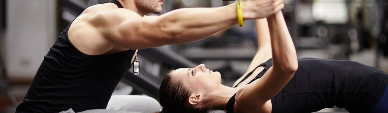 Personal Trainer, PT, Fitness Instructor (2)