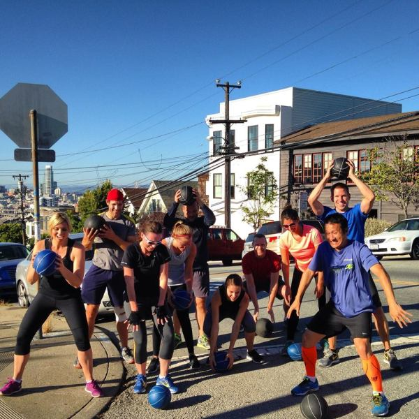 Bootcamp San Francisco 4-day a week session package