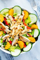 spring salads for healthy eating