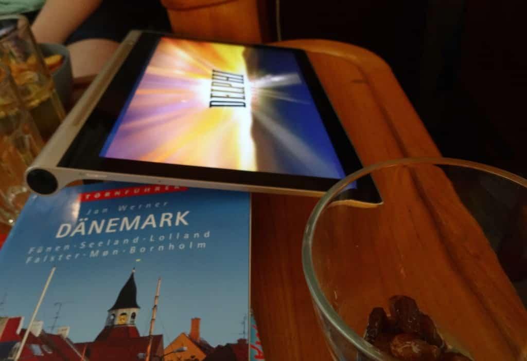 Kino an Bord mit dem Lenovo Yoga Tablet Pro 2