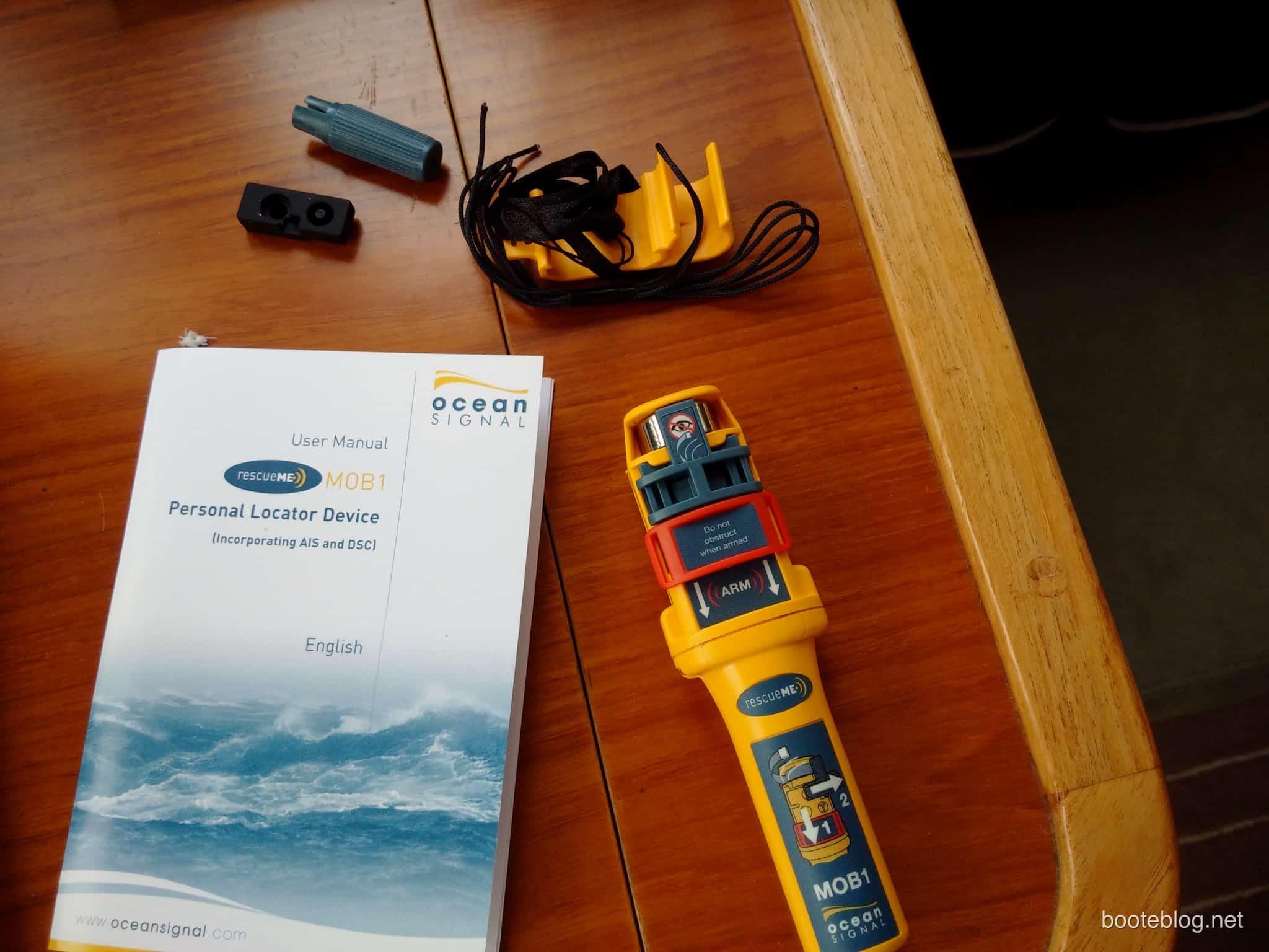 OceanSignal MOB Rettungssender