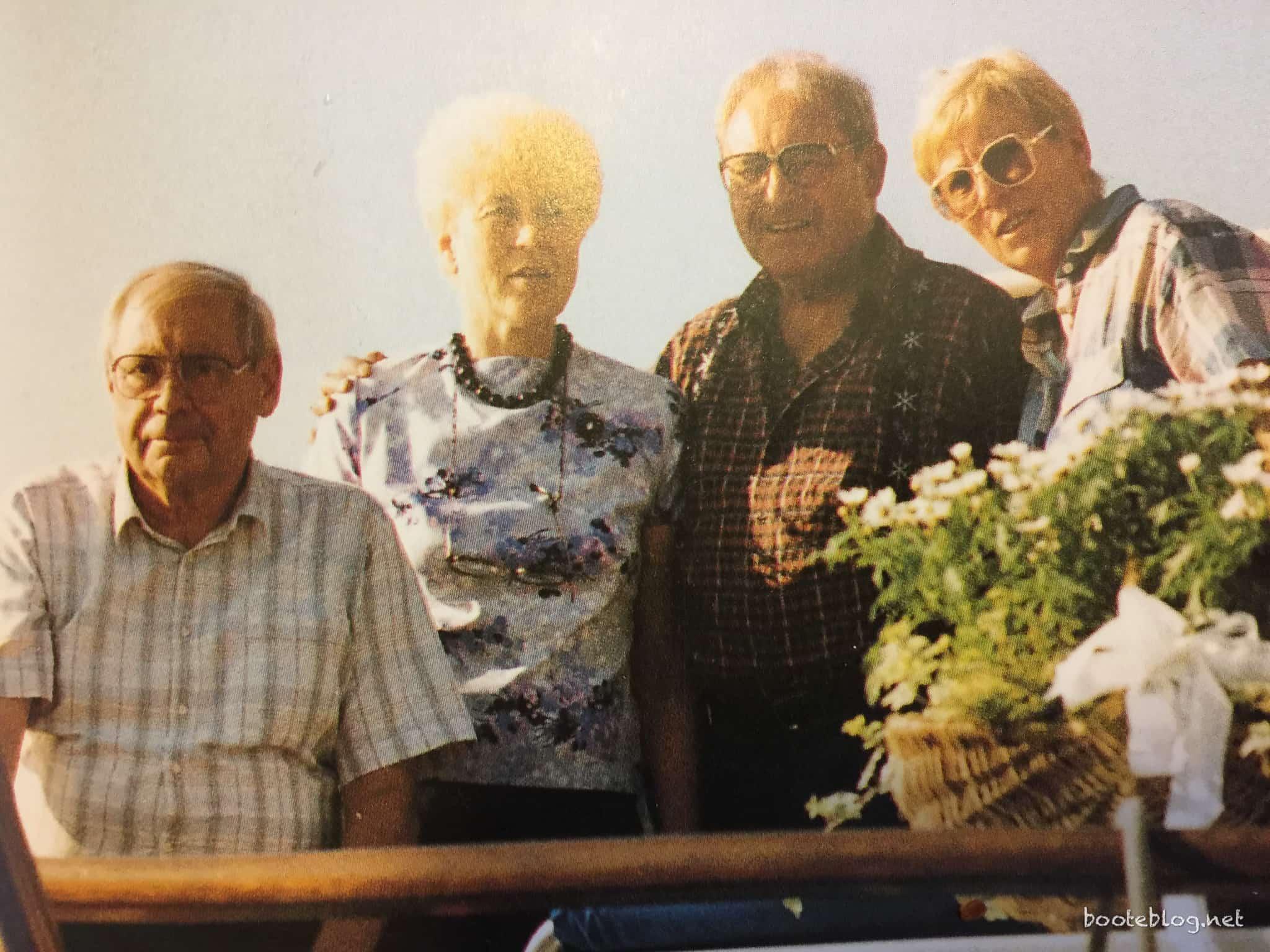 Die Breidenbachs und ihre Freunde.