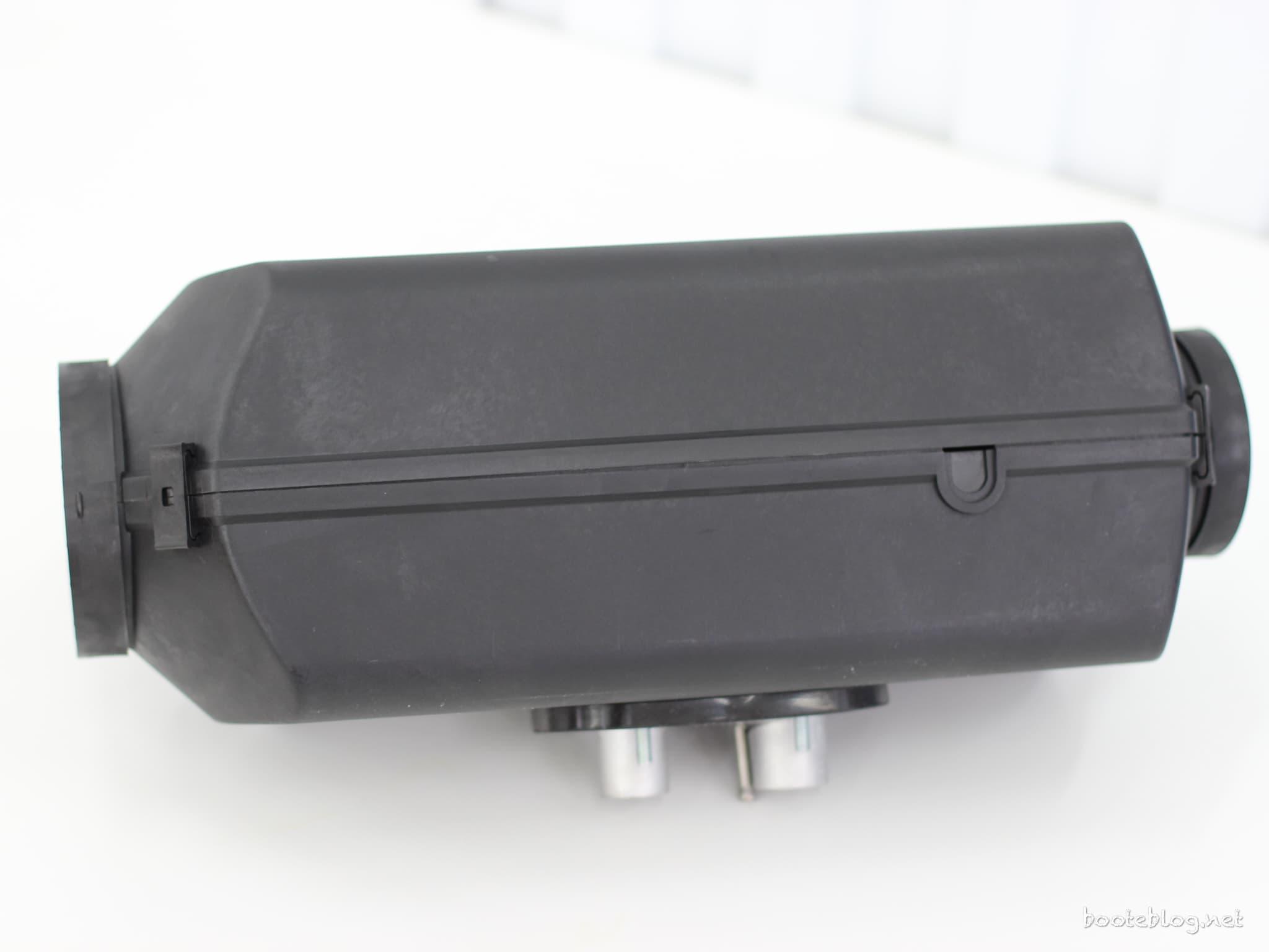 Eine Planar 44D Standheizung (Abmessungen wie bei Webasto)