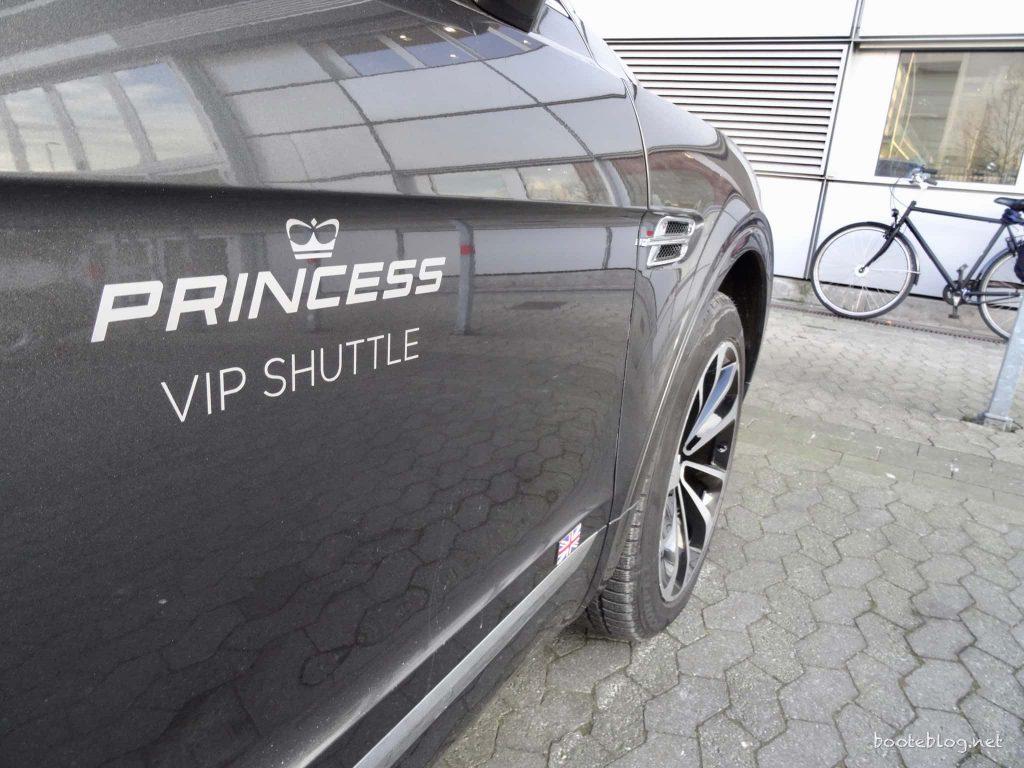 PRINCESS - V.I.P. Shuttle