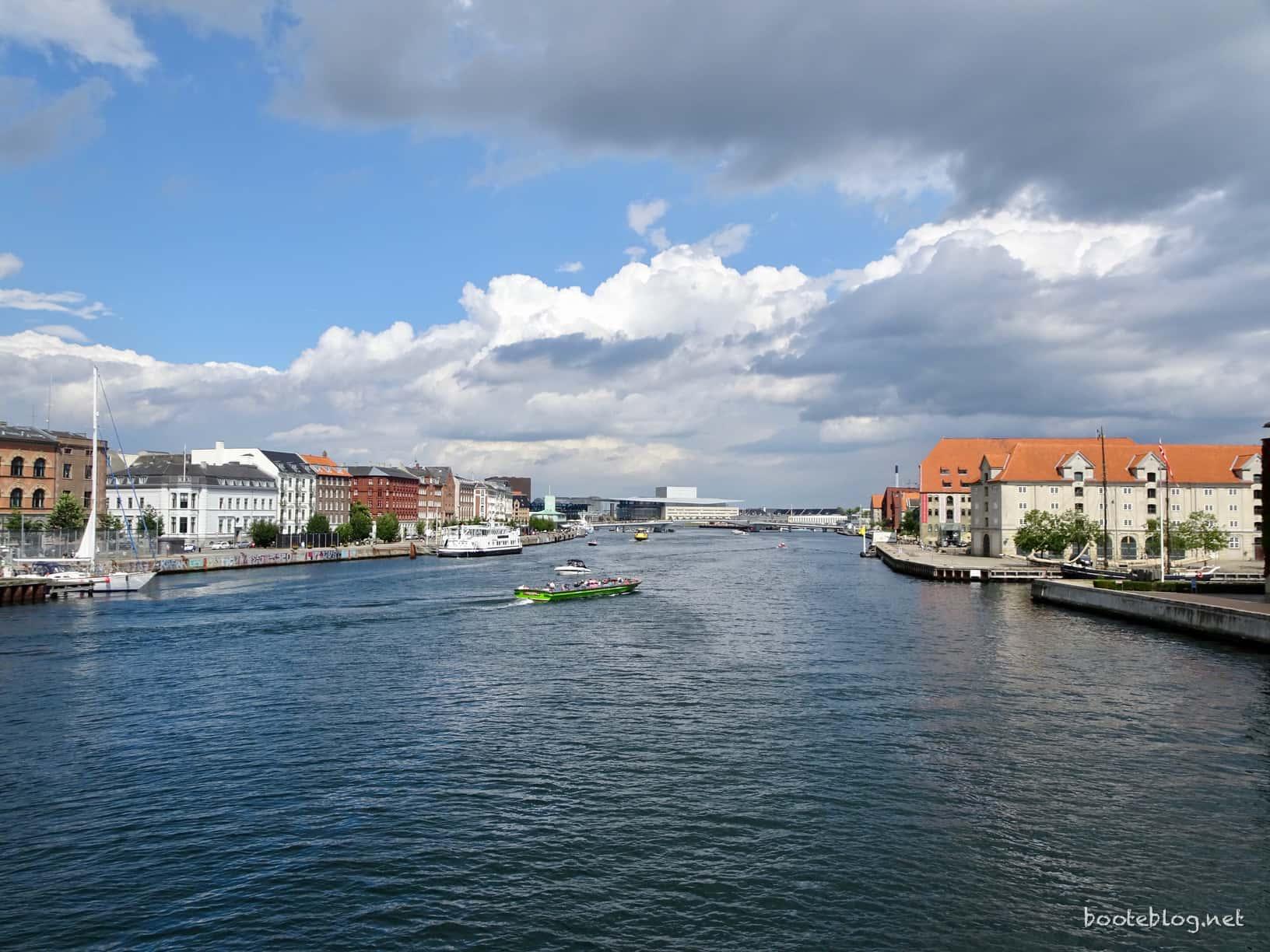Schönes Kopenhagen.
