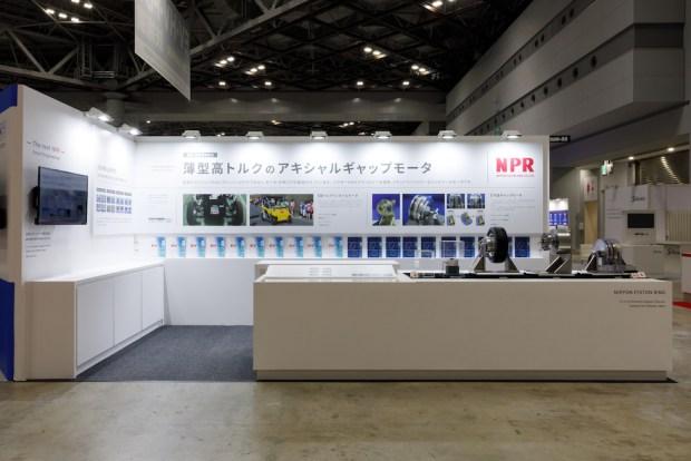EV・HV・FCV技術展2020の展示会ブースデザイン装飾