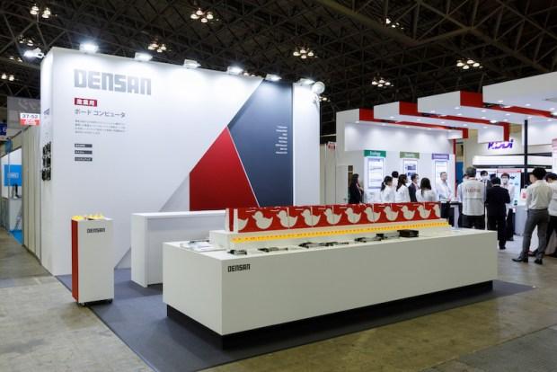 第11回Japan IT Week 【秋】の展示会ブースデザイン装飾