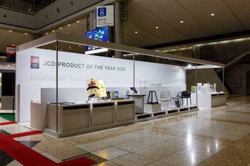 JAPANSHOP・日経メッセ・JCDブース・展示会ブースデザイン装飾