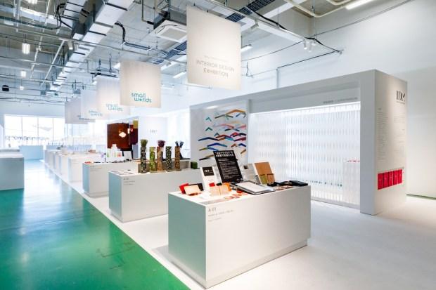 JAPAN SHOP in smallworlds TOKYOの展示会ブースデザイン装飾