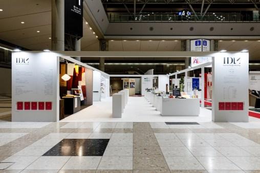 JAPANSHOP・日経メッセ・IDMブース・展示会ブースデザイン装飾