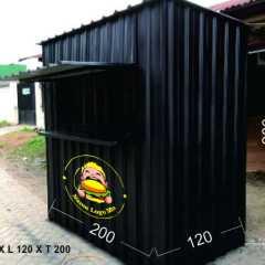 Toko Baja Ringan Di Cirebon Jasa Pembuatan Booth Ala Kontainer 0822 2221 7966
