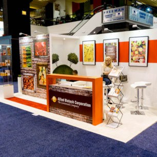 IFT Trade Show Booth Ideas  IFT Design