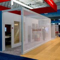 meeting space Trade Show Booth Ideas | meeting space Design
