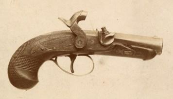 Booth's Derringer