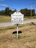Cox Farm sign