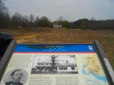 Rich Hill Sign