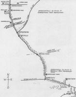 Atzerodt's Escape Route