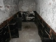Inside of Glenwood Public Vault